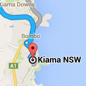 Kiama to Windang