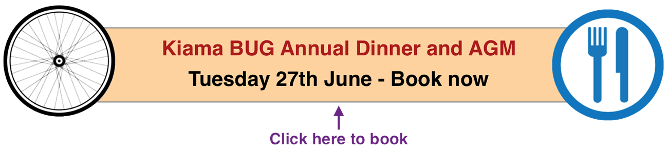 Book now for AGM