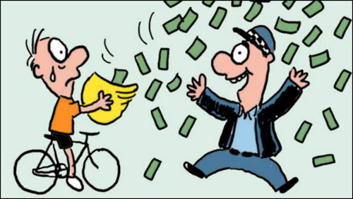 Cycling Fines